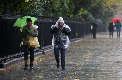 Clima en Irlanda